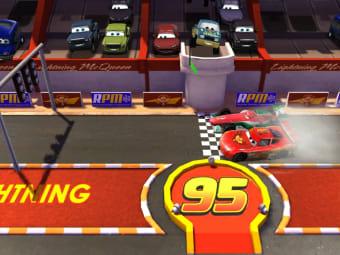 Cars: Rapide comme Flash!