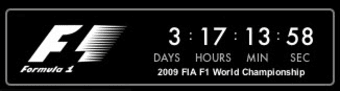 F1 2009 Counter