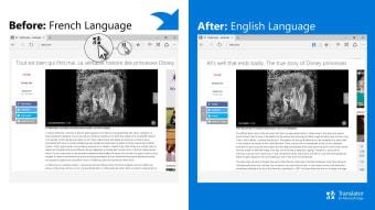 Translator for Microsoft Edge