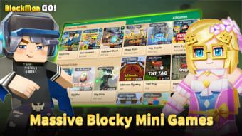 Blockman GO  Blocky Mods