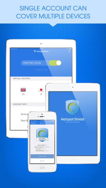 HotspotShield VPN  Wifi Proxy
