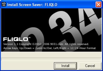 Fliqlo