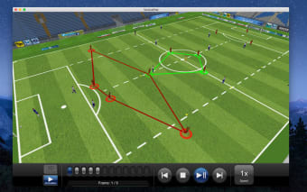 TacticalPad: Coach's Whiteboard, Sessions & Drills