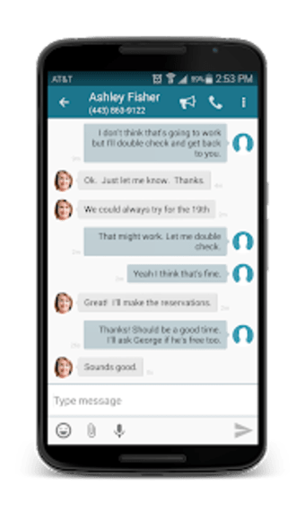 SimplyText Free Texting  SMS