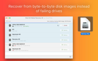 Disk Drill Media Recovery