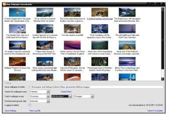 Bing Wallpaper Downloader