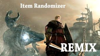 Item Randomizer REMIX for SotFS
