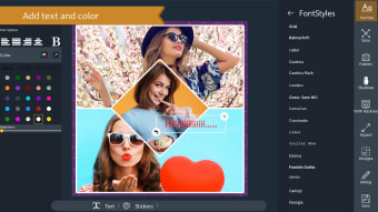 CollageBeauty : Photo Collage & Poster Photo Frames