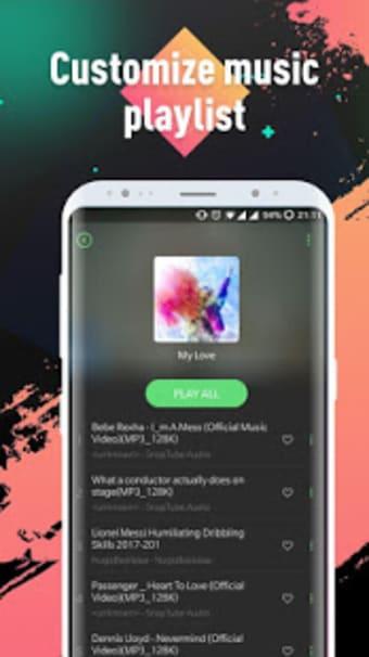 Music Player  MP3 Player - Lark Player