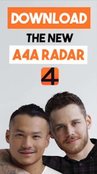 Adam4Adam - Gay Chat  Dating App - A4A - Radar