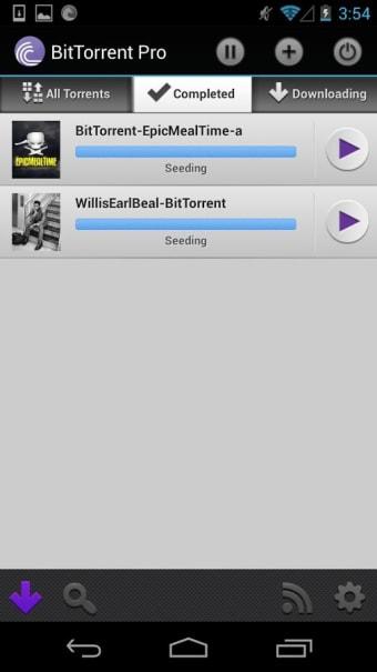 BitTorrent Pro - Official Torrent Download App