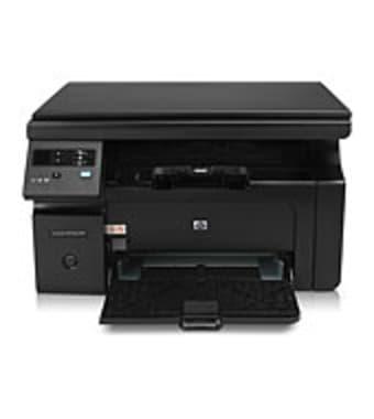 HP LaserJet Pro M1136 Multifunction Printer drivers