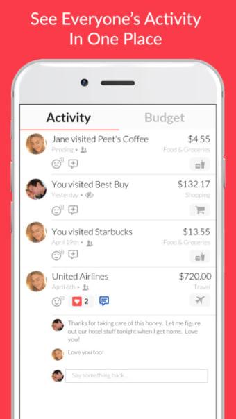 Honeydue: Budget, Bills & Money for Couples