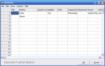 Barcode Label Maker