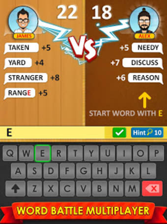 Typing Master - Word Typing Game  Word Game