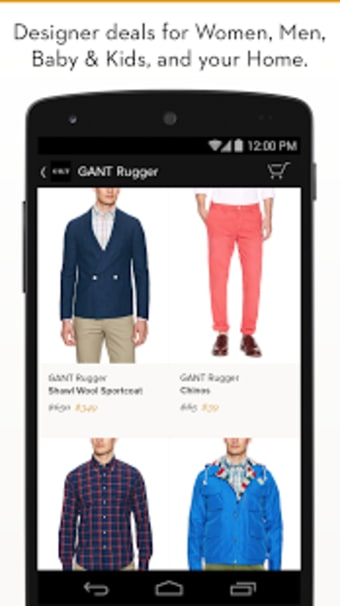 Gilt - Coveted Designer Brands