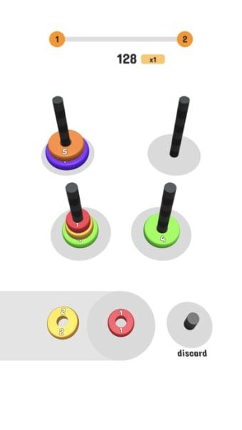 Stack Merge 3D
