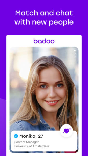 Badoo  Dating. Chats. Friends