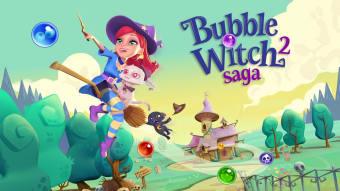Bubble Witch 2 Saga