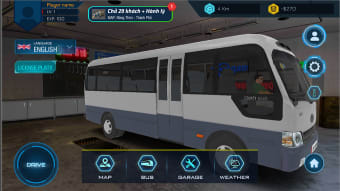 Minibus Simulator Vietnam
