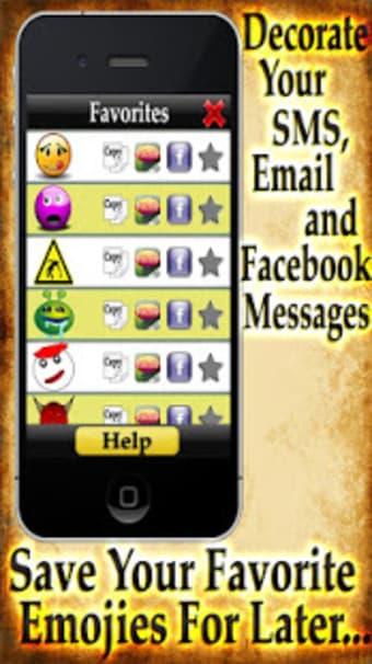 Emoji 3 - More Emoticon Packs