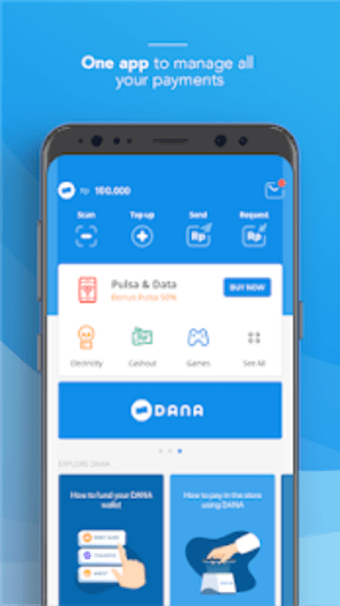 DANA - Indonesias Digital Wallet