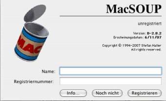 MacSoup