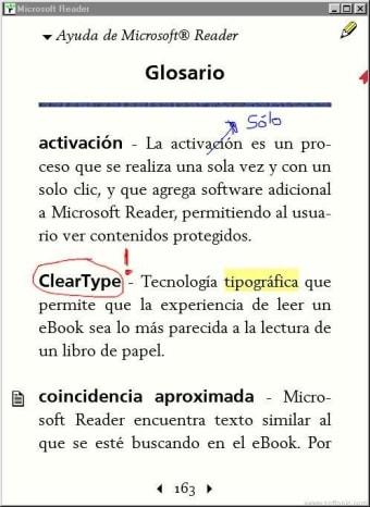Microsoft Reader