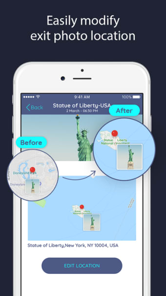 Fake GPS Location - for iPhone