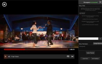 Showgoers for Netflix (for Chrome)