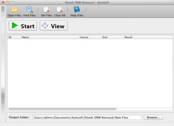 Mac Ebook DRM Removal