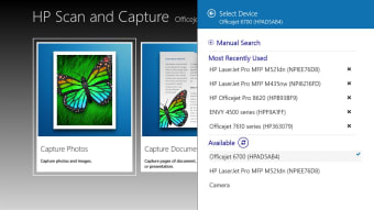 HP Scan und Capture für Windows 10