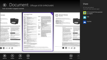 HP Scan and Capture pour Windows 10