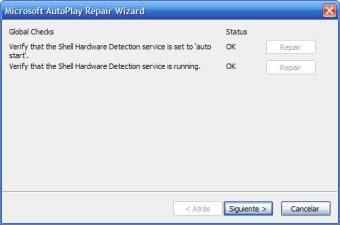 Microsoft AutoPlay Repair Wizard