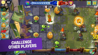 Plants vs. Zombies 2 Free