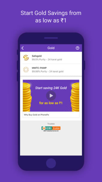 PhonePe: Payments  Finance