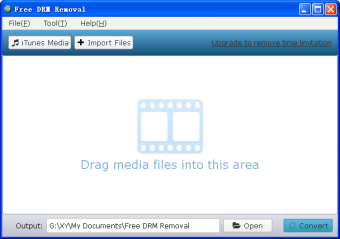 Free DRM Removal