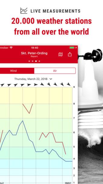 Windfinder Pro: Wind  Weather