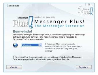 Messenger Plus!