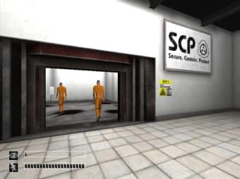 SCP – Containment Breach