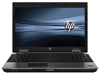 HP EliteBook 8540w Mobile Workstation drivers