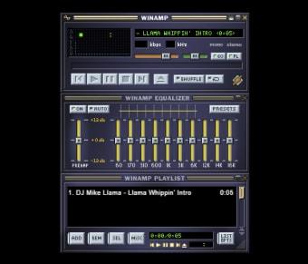 Winamp Skin: Winamp Classic [CM]
