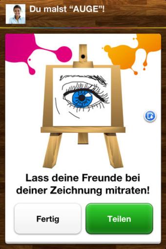 Malen mit Freunden