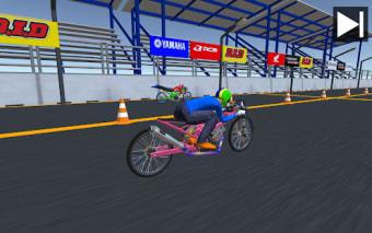 Drag King - 201m thailand racing game