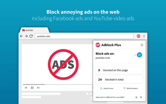 Adblock Plus for Chrome