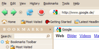 Charamel Theme for Firefox