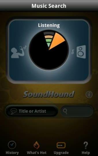 SoundHound - Music Discovery  Lyrics