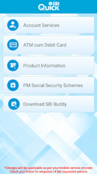 SBI Quick Samadhaan Finder and Holiday Calendar