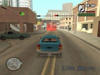 Grand Theft Auto: San Andreas II Mod