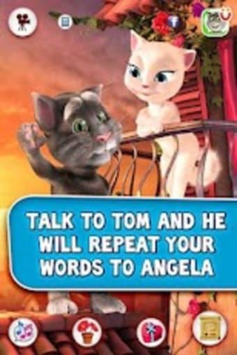 Tom aime Angela